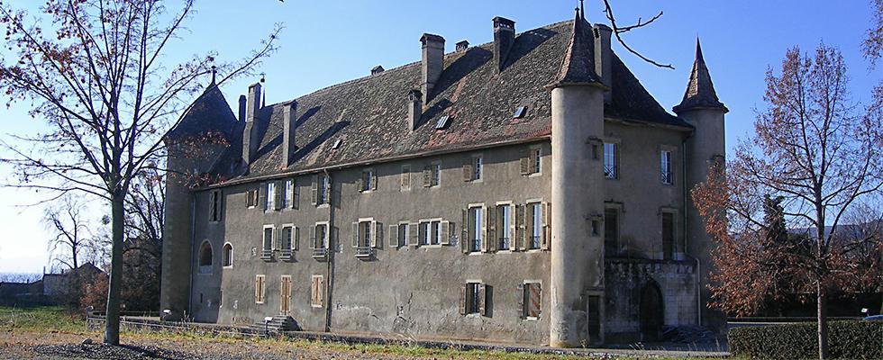 Le Château d'Allaman