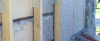 Isolation ouate de cellulose en façade avec UniverCell®