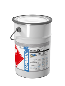 Alsan® 970 FT Finition Transparente