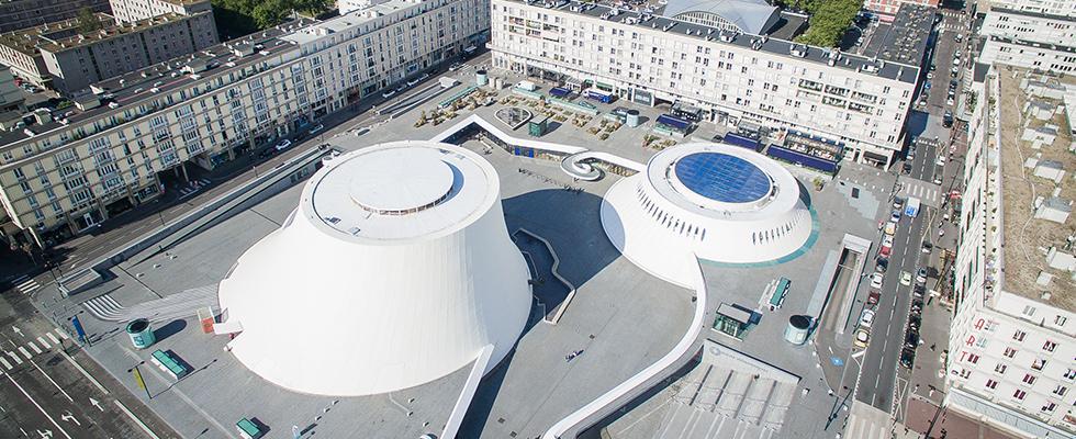 Les procédés d'étanchéité Cool Roof